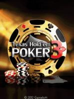 Texas Holdem Poker 3 / Техасский Холдем Покер 3
