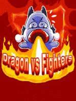 Dragon vs Fighters / Дракон Против Бойцов