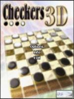 Checkers 3D / Шашки 3D