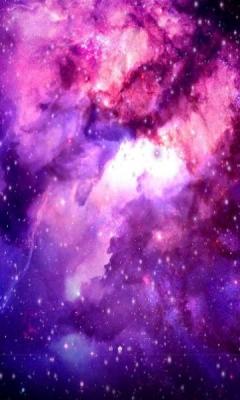 Звездное небо живые обои 8
