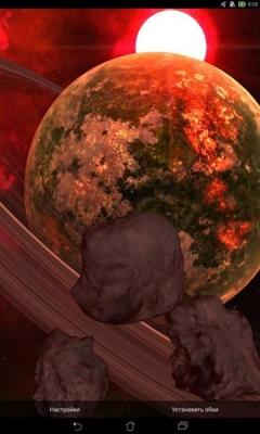 Живые обои для андроид скачать бесплатно планета 7