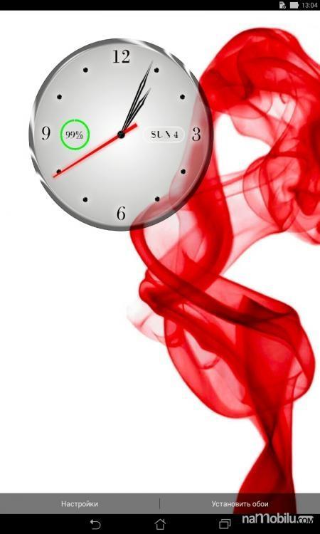 Картинки андроид часы